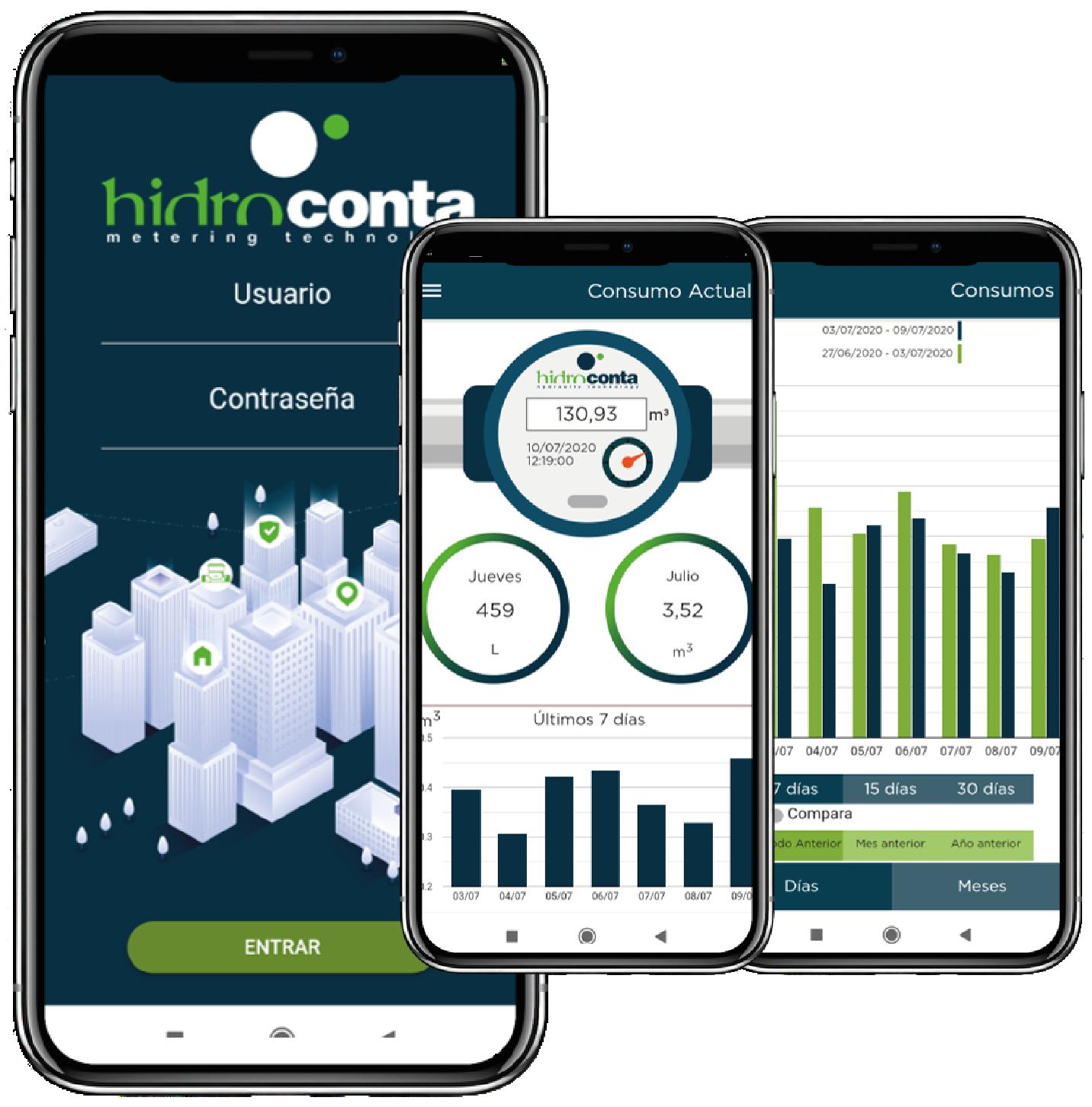 app hidroconta metering 2