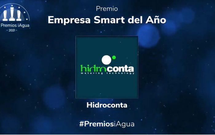 Hidroconta iagua Premios