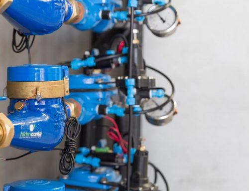 ¿Cómo se instala un contador de agua?